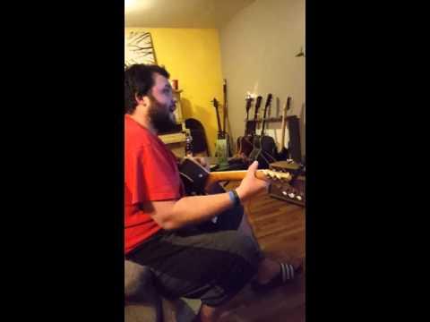 Matt Wallace rocking Lucero