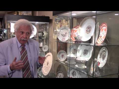 Sanford Suchow of Suchow & Seigel Antiques on Chinese Export Porcelain