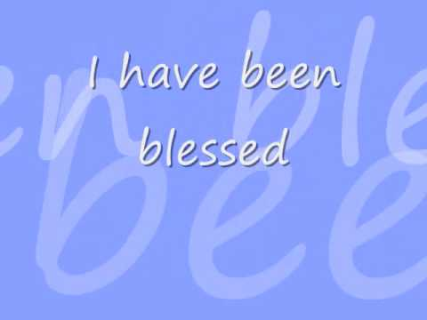 Blessed ~ Martina mcBride with lyrics