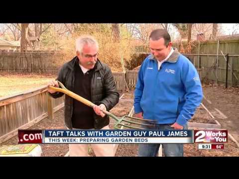 In The Garden With Paul James: Preparing Your Beds