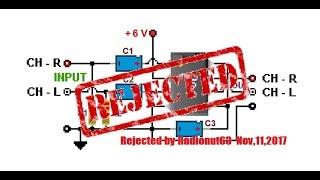TDA 2822M Audio amplifier PART-2