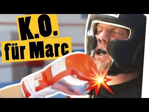 Challenge für Marc: