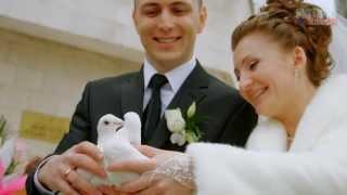 Свадьба Александра и Натальи 24.11.2012 www.slsvideo.com
