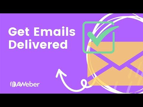 Get your emails delivered