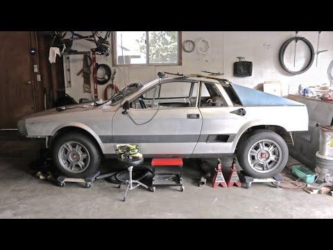 Spaghetti Western - Episode 11- Lancia Beta Scorpion/Montecarlo - Exhaust Chop