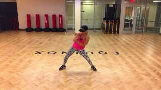YEAH! By Usher (feat.Lil Jon & Ludacris) CARDIO HIP HOP Choreo. by Vickie Griffith