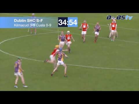 Dublin SHC 'A' Semi-Final: Kilmacud Crokes v Cuala