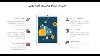 DEONEX COIN  TRANSFER  MAIN WLLET TO  CRYPTOBANK    PART 6