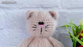 Амигуруми: схема Кошечки. Игрушки вязаные крючком. Free crochet patterns.