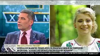 Marcel Toader, despre presupusul amantlâc din prima căsători a Mariei Constantin