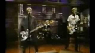 Green Day - Basket Case Live @ Letterman