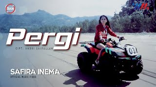 RASA INI YANG TERTINGGAL - PERGI - SAFIRA INEMA (Official Music Video) | Dj Opus Full Bass