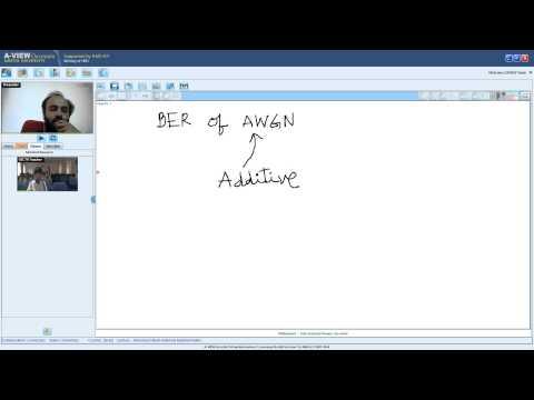 QEEE Lecture 5- Bit Error Rate