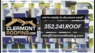 #FeatureFriday | Another Satisfied Customer | Call For A FREE Estimate | ClermontRoofing.com