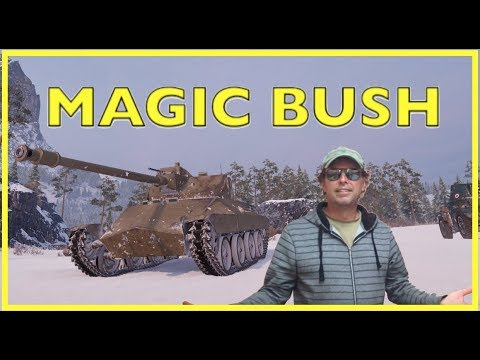 WOT - The Magic Bush | World of Tanks thumbnail