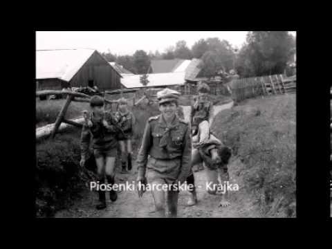 Krajka - Piosenka harcerska - Chwyty - Tekst