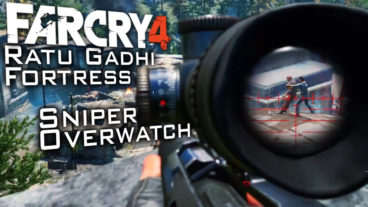 far cry 4 how to get signarture sniper