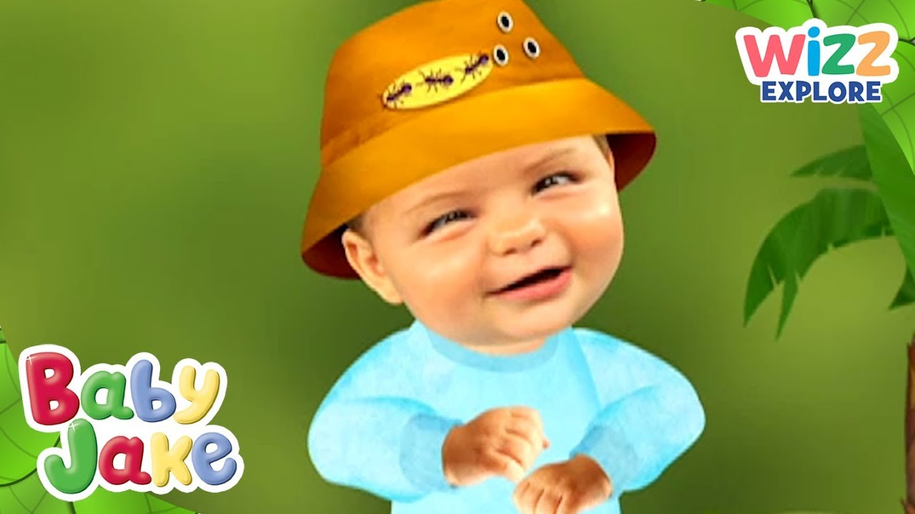 Baby Jake   Meeting the Jungle Animals   Full Episodes ...