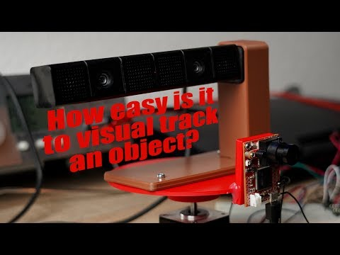How Easy Is It To Visual Track An Object? PSVR Headset Tracker With The OpenMV-H7 Camera!