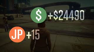 Grand Theft Auto Online Road To Max Rank # (Part 11)