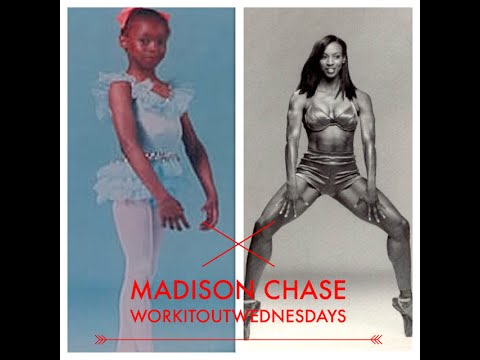 Madison Chase GIVE ME 15 Fitness DVD GIVE AWAY