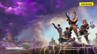 FORTNITE SAUVER THE WORLD / LAMA OUVERTURE - TICKET FARM