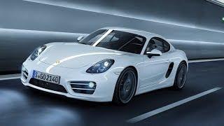 Тест драйв Porsche Cayman New