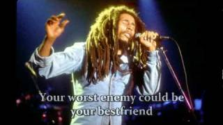 "Bob Marley - ""Who The Cap Fit"" - lyrics"