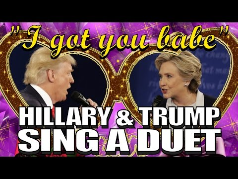 Hillary & Trump
