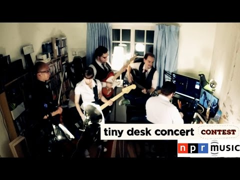 "Curious Quail - ""Reconstruction"" - NPR Tiny Desk Concert Entry"
