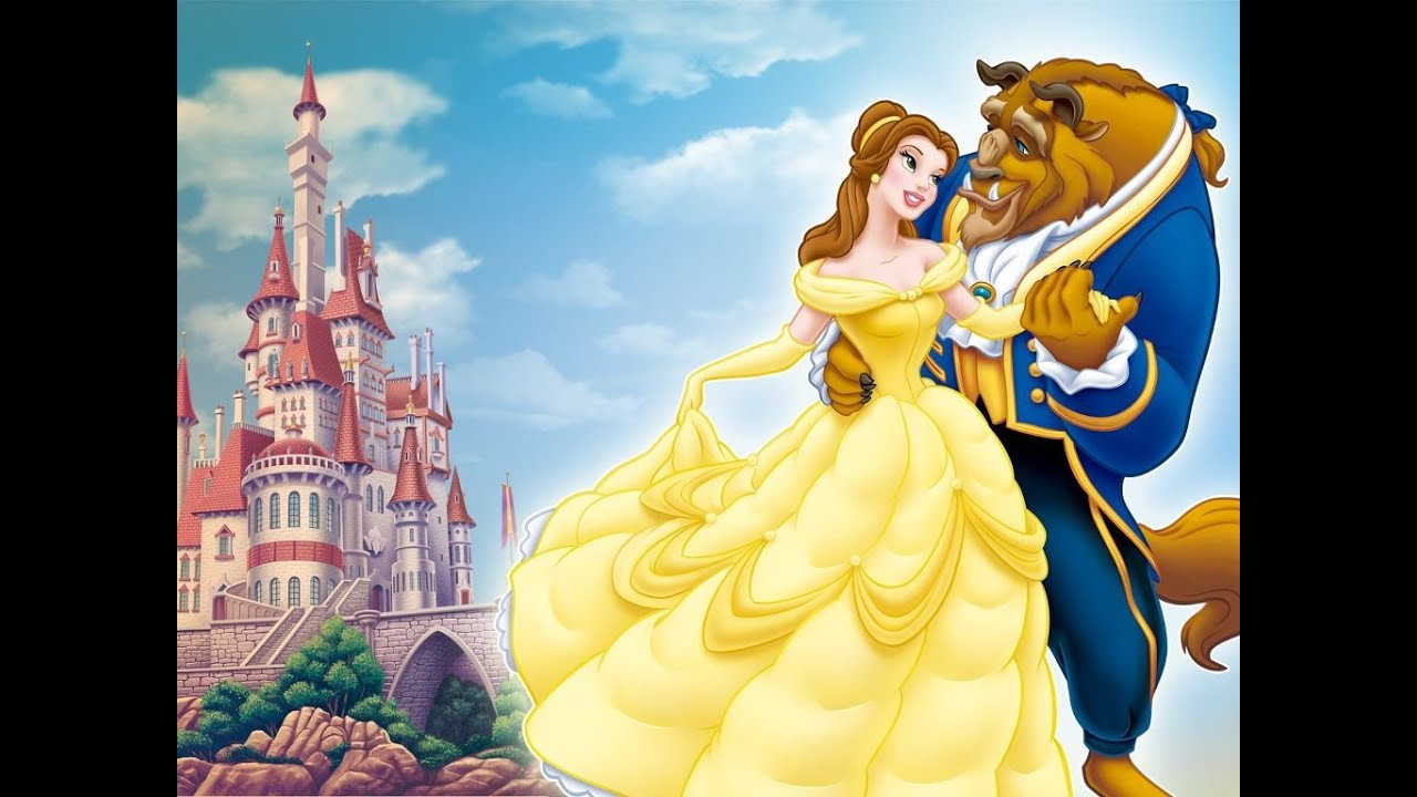 Disney A Bela E A Fera Novo Desenho Completo Em Portugues Hd