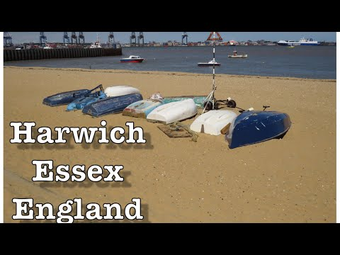 Harwich // Essex // England HD