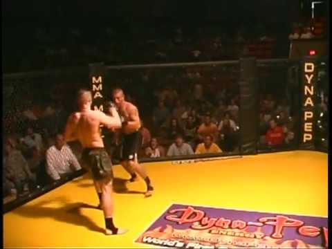 Chris McDaniel vs Brandon Mahoney