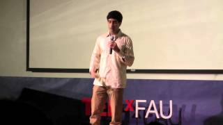 Single-Minded Focus: Dr. Sameer Hinduja at TEDxFAU