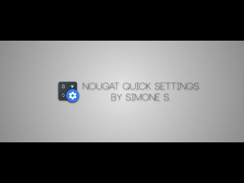 Quick Settings - Apps on Google Play