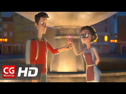 "CGI 3D Animation Short Film HD ""The Wishgranter"" by Wishgranter Team 