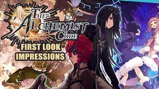 The Alchemist Code - First Look Impressions