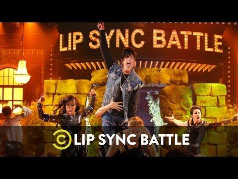 Lip Sync Battle - Zachary Quinto