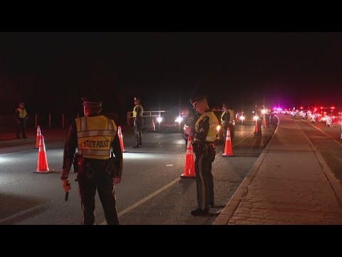 Curbing DWI: New Mexico Law Enforcement Agencies Leave Millions Unspent