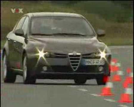 Alfa Romeo 159 - better car than BMW 3