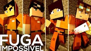 Minecraft: FUGA IMPOSSÍVEL - EPISÓDIO FINAL #15