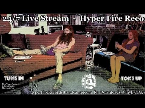 HFR Radio ♫꒰・◡・๑꒱ Lofi Psychedelic Music Live Stream 24/7 ♪ 420