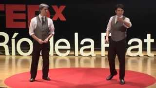 Cerebro y percepcion | LeBlanc&West | TEDxRiodelaPlata