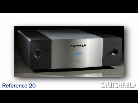 Furman Elite & Reference Power Management | Crutchfield Video