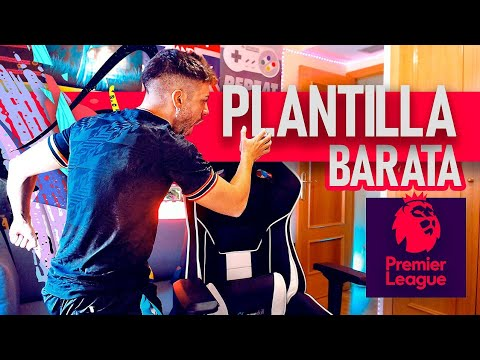PLANTILLA BARATA PREMIER en FIFA 20... *HAY CABREOS*