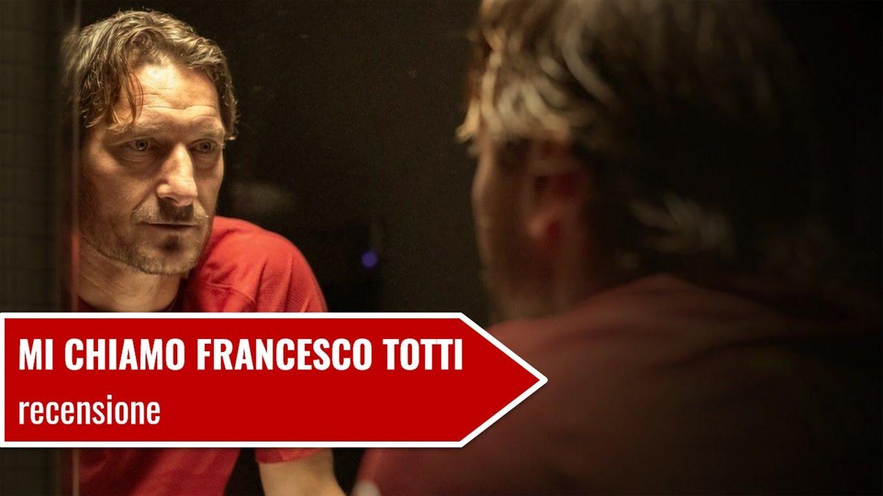 Mi chiamo Francesco Totti | recensione film documentario - YouTube