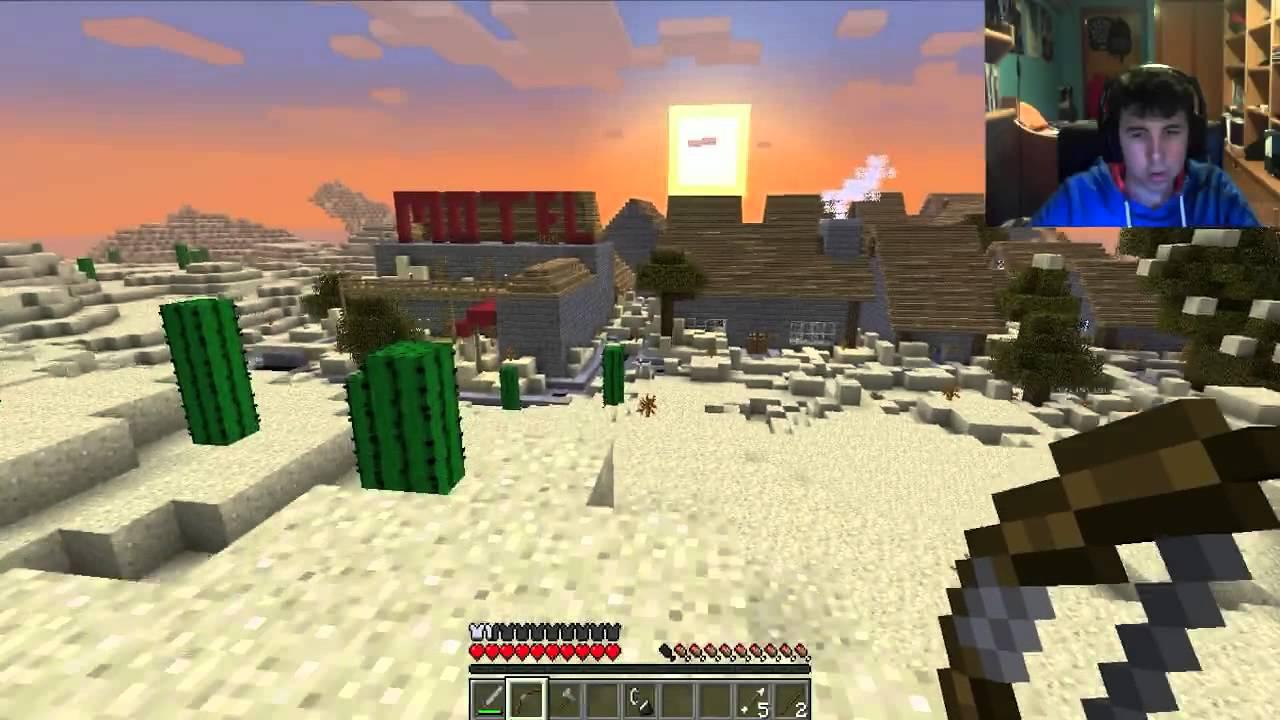 VICTORIA  En Los Juegos del Hambre con Alex y Sara  Minecraft