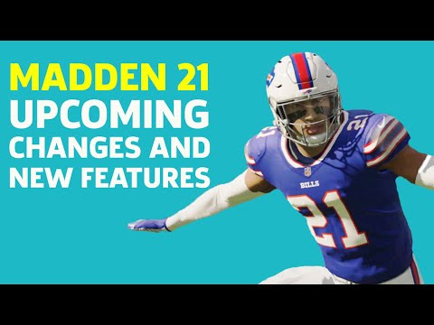 Madden 21 - Upcoming Changes And Features