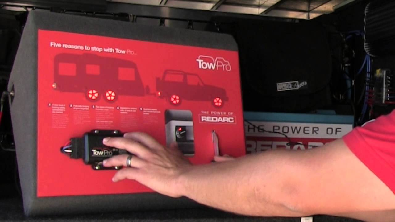 How To Use The Tow Pro Electric Trailer Brake Controller Youtube Land Rover Discovery 2 Wiring Diagram