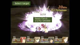 Tales of the Abyss- EX Boss 12: Cameo Team [NMND/Unknown Mode]